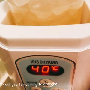 ヨーグルトメーカーでレモン酢を作る