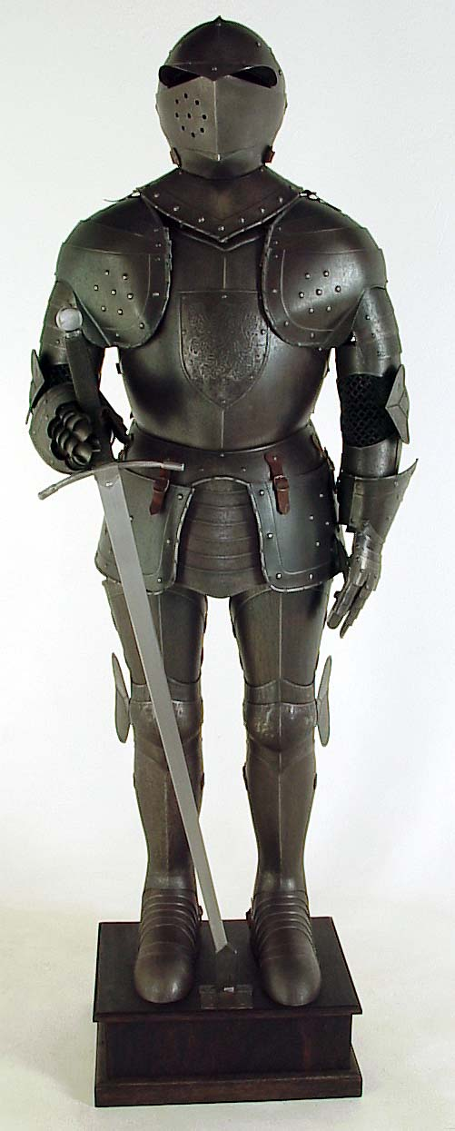 Replica Medieval Suits of Armor