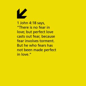Fear 1 John 4_18