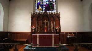 Grace Church Canton - Altar Red