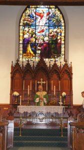 Fr. Chuck (Communion)