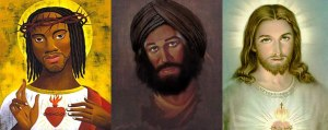 Different Images of Jesus Christ