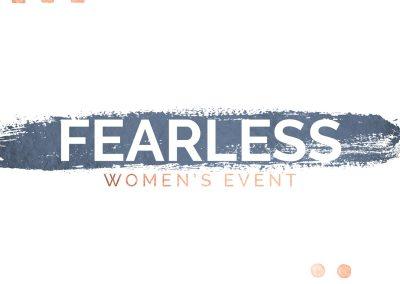 Fearless Women's Event
