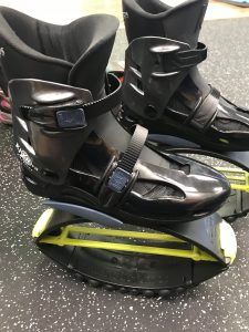 Kangoo Jumps are a fun way to get a great workout. Amy Connell | GracedHealth.com