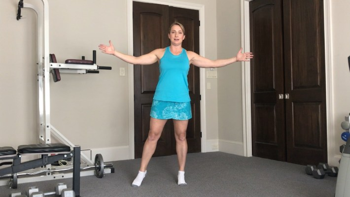 Quick balance exercises to do anywhere. Amy Connell   GracedHealth.com