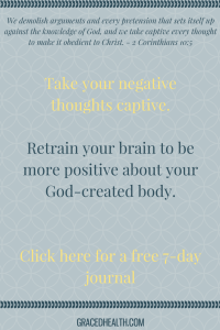 retrain your brain to be more positive