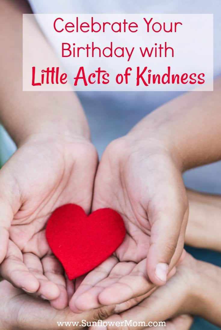 Celebrate Your Birthday with Little Acts of Kindness: Free Download to Help!