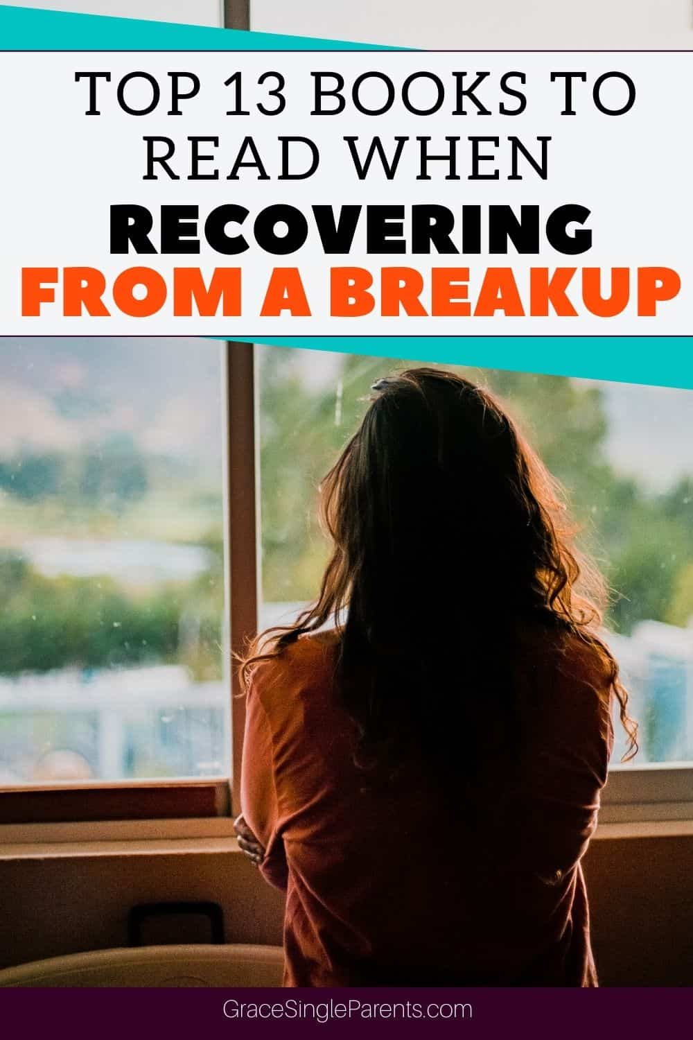 What books to Read when Recovering From a Relationship