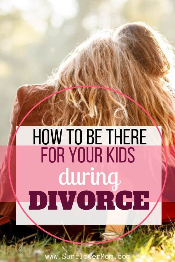 What Your Kids Need From You After Divorce