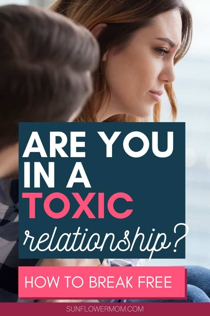 How to Know If You Are in a Toxic Relationship