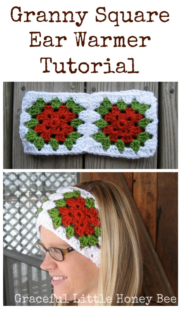 These ear warmers are fast and easy to crochet and the color options are endless!
