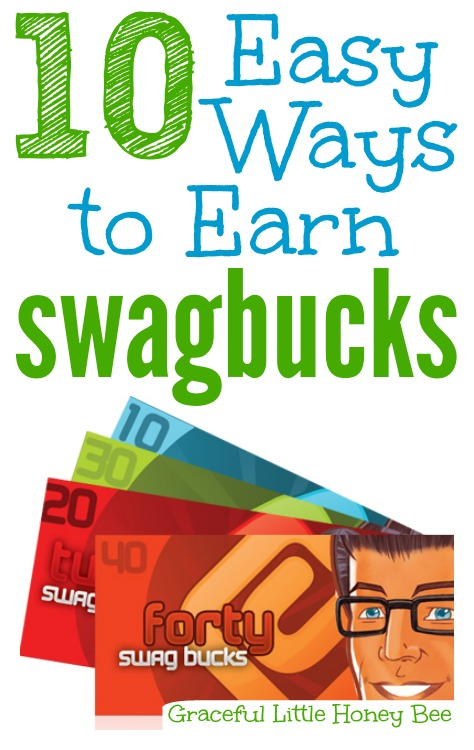 See how you can start earning extra money with swagbucks today!