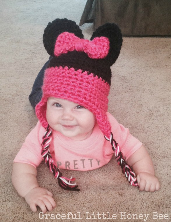 Kennedy Minnie Mouse Hat 2