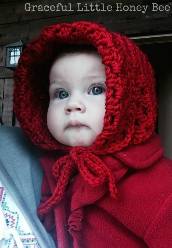 Kennedy Red Bonnet