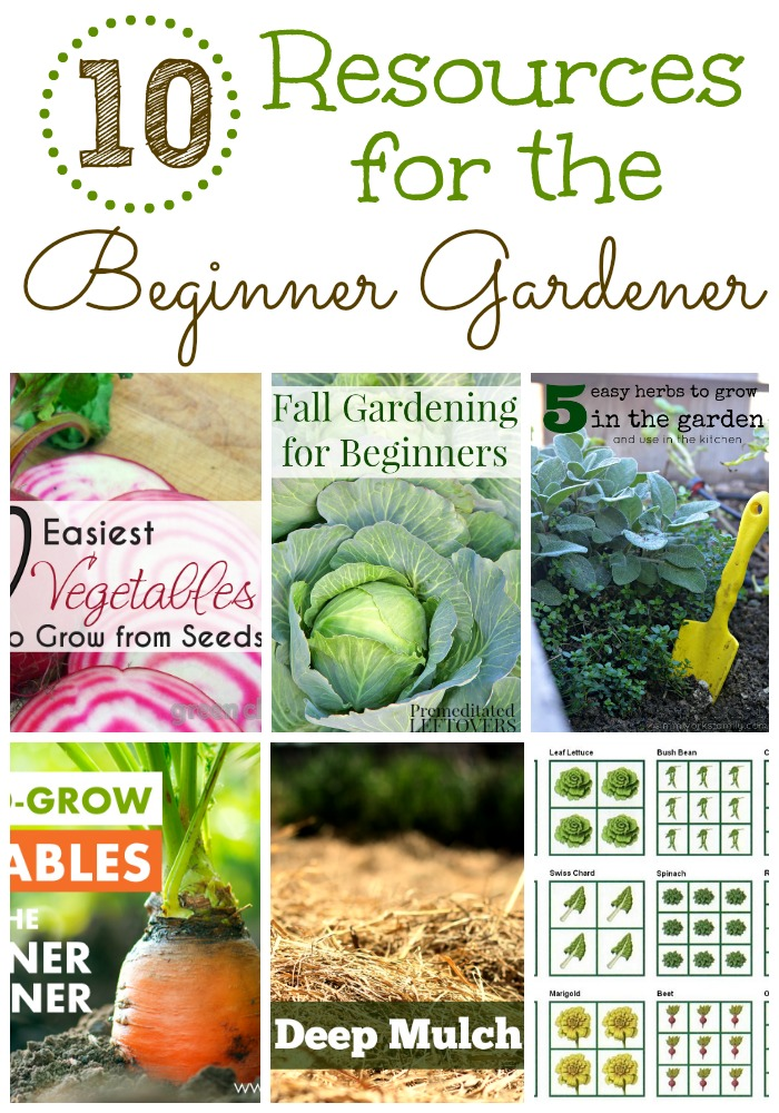A great collection of articles that every gardener should read!