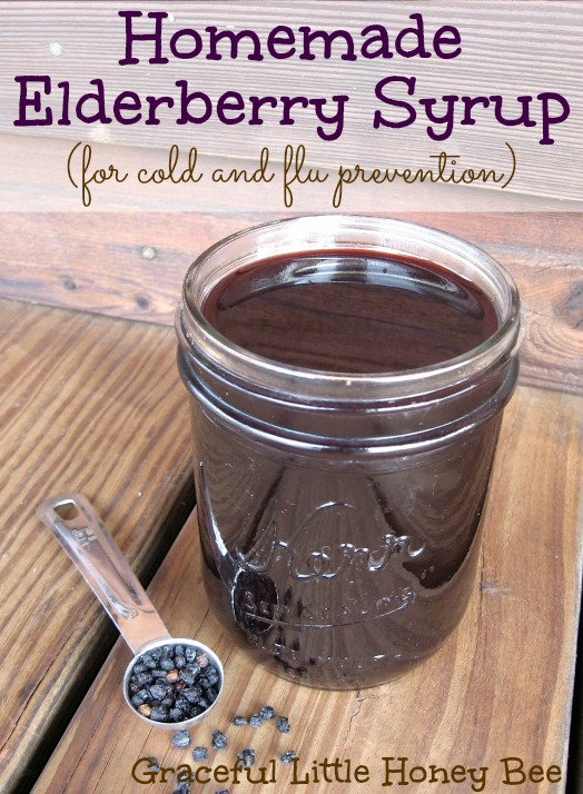 Store bought elderberry syrup is seriously expensive. Learn how to make your own at home for a fraction of the cost.