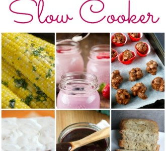 25 Creative Things to Make in Your Slow Cooker on gracefullittlehoneybee.com