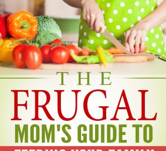 """Learn how to feed your family on a tight budget with this FREE EBOOK """"The Frugal Frugal Mom's Guide to Feeding Your Family"""" on gracefullittlehoneybee.com"""