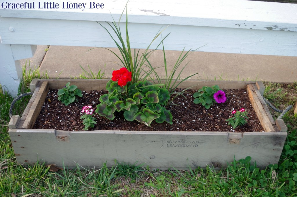 Curb Appeal - Planter