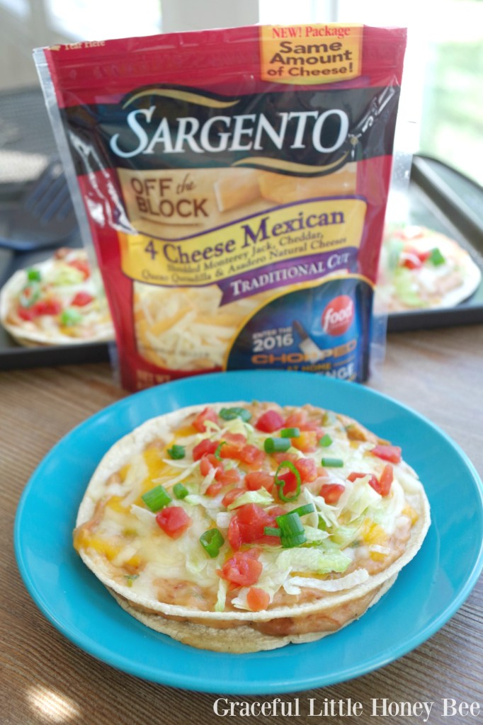 Mexican Pizzas 4