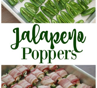 Cheesy Bacon Jalapeno Poppers