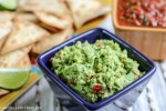 Make this Easy Homemade Guacamole using only fresh ingredients that everyone is sure to love!