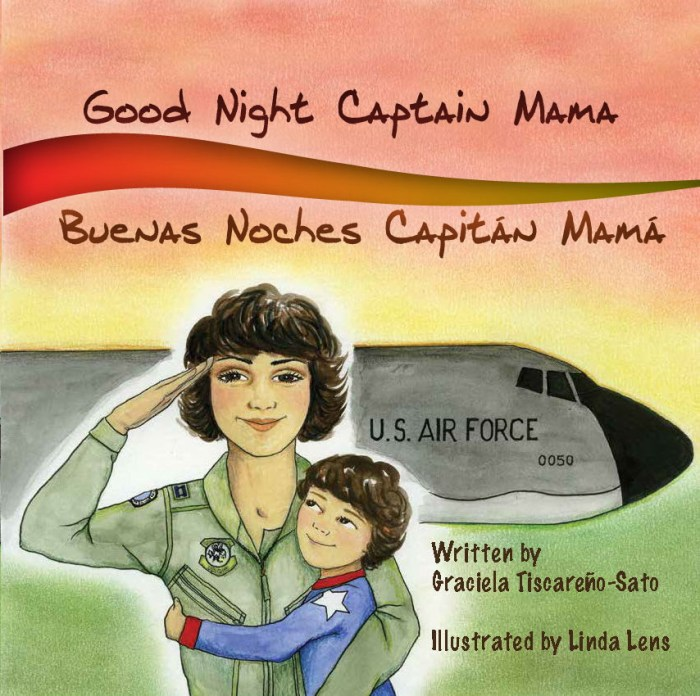 Good Night Captain Mama - Book only (Unsigned)