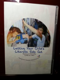 Letting Your Child's Literate Side Out