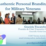 PREORDER special - AUTHENTIC Personal Branding for Military Veterans