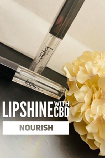 Lip Shine w CBD
