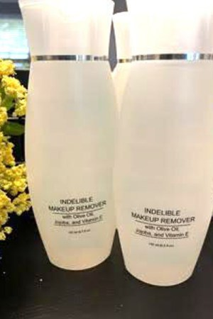 Indelible Make-Up Remover