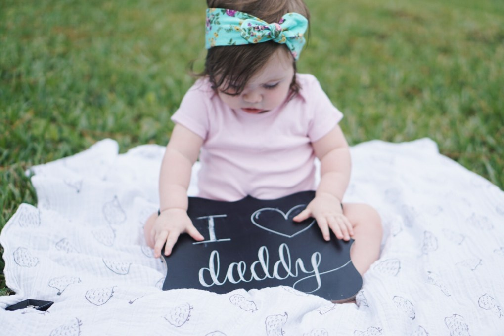 Father's Day Guest Post by DADDY!