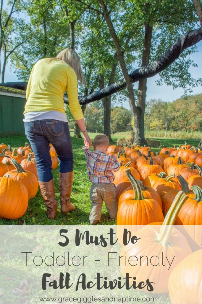 Toddler-Friendly Fall Activities