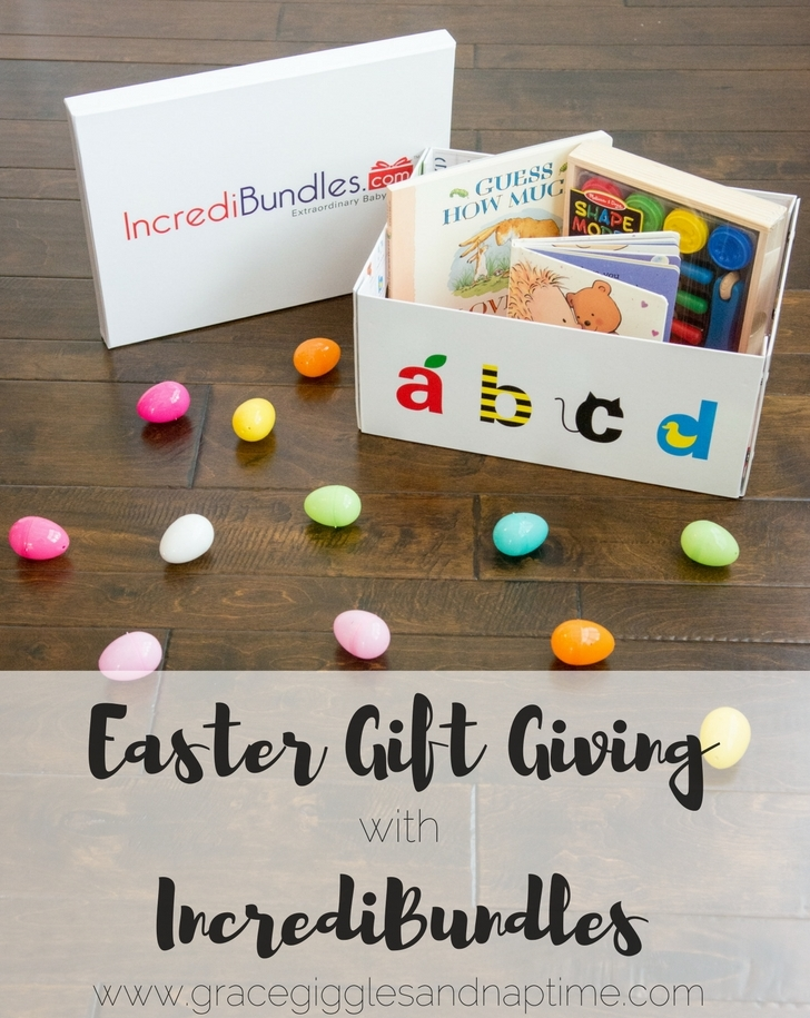 Easter Gift Giving with IncrediBundles