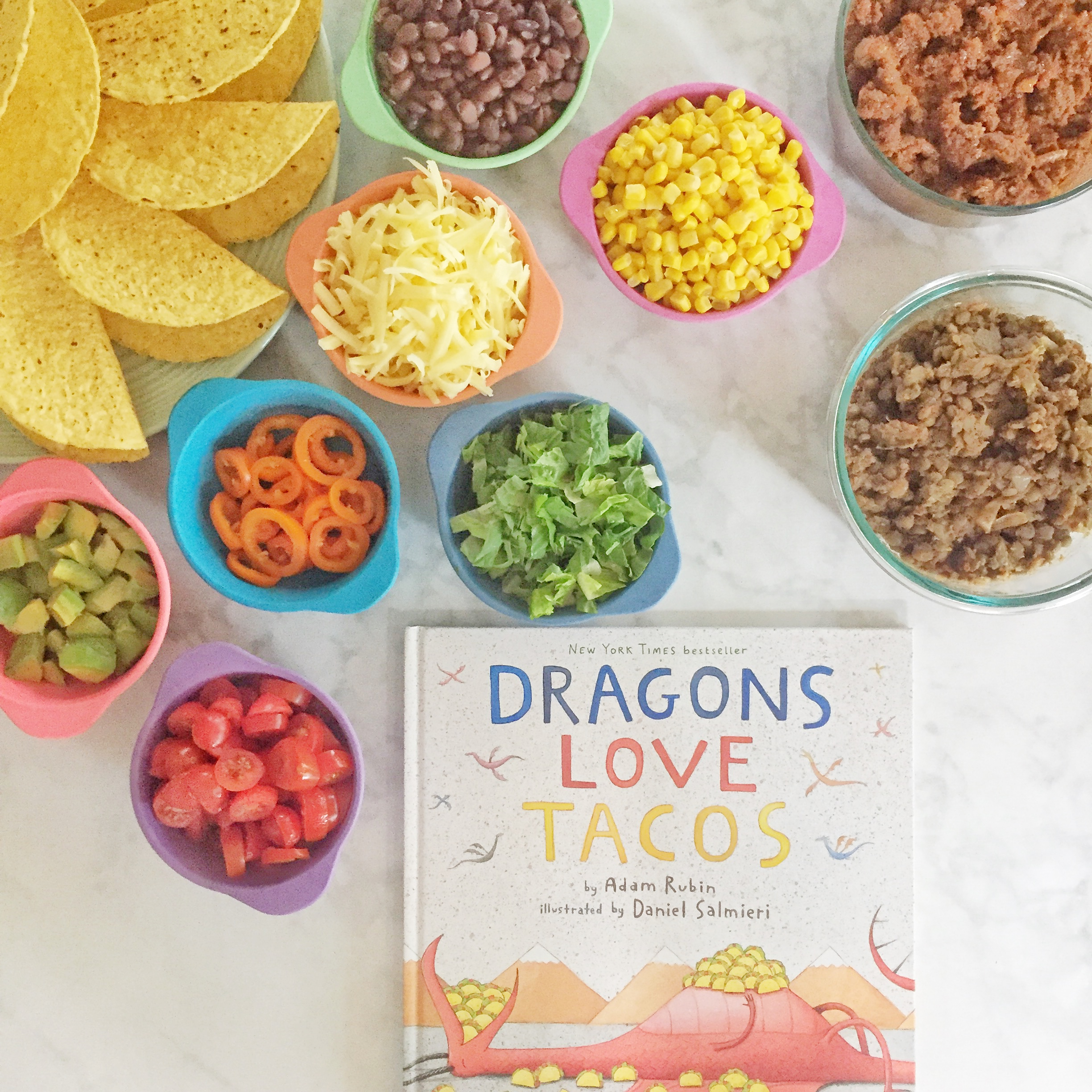 dragons love taco taco bar