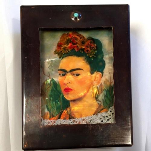 Frieda Kahlo Box