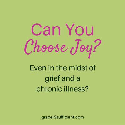 Can You Choose Joy?