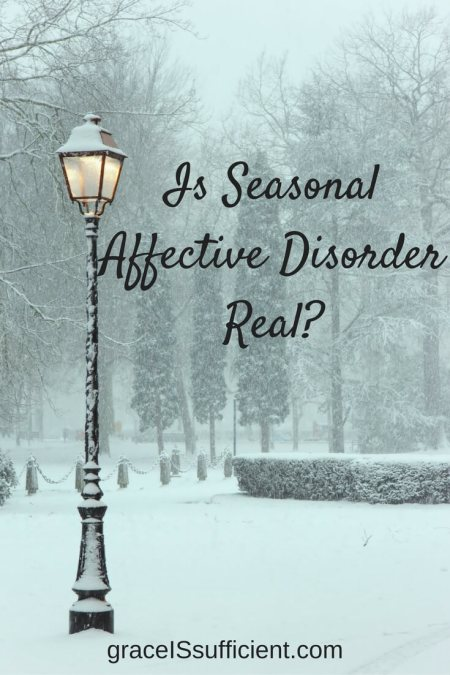 is seasonal affective disorder real
