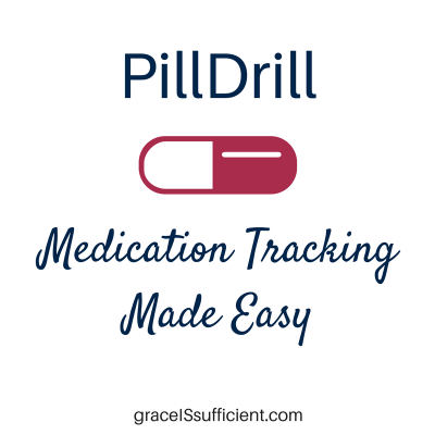PillDrill – Medication Tracking Made Easy