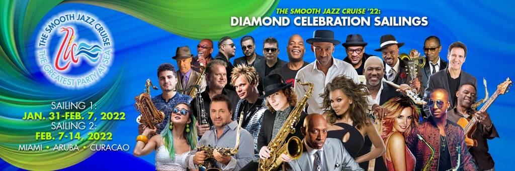 The Smooth Jazz Cruise: Diamond Celebration Sailing