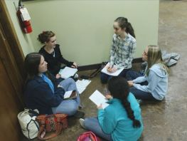 Girls small group