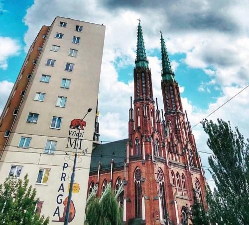 zwiedzanie z przewodnikiem Pragi w Warszawie