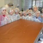 zwiedzanie fabryki Krówek