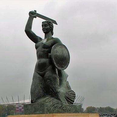pomnik Syreny