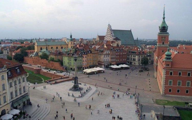 Zwiedzanie Starego Miasta w Warszawie