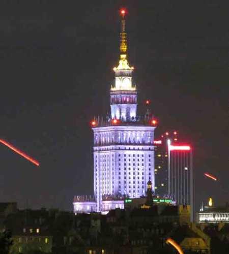 Wycieczka Warszawa komunistyczna, Warszawski socrealizm spacer z przewodnikiem