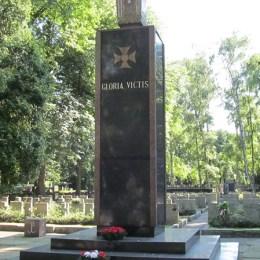 Powazki wojskowe.jpg pomnik gloria victis