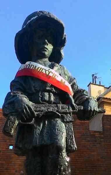 Zwiedzanie szlakiem Powstania Warszawskiego