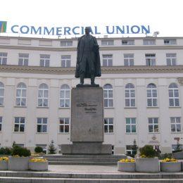 Pomnik W. Witosa