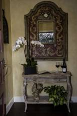 Rose Cottage entry